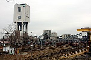 Jankowice Coal Mine