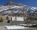 Kabul Baghe Babur hill.jpg
