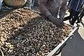 Kadale Kayi Sellers in Jathre.JPG