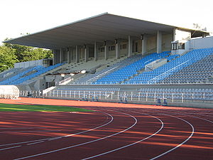 FC Levadia Tallinn - Kadriorg Stadium