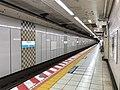 Kagurazaka-Station-Nakano-Direction-platform.jpg