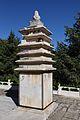 Kaiyuan Pagoda 1 of Yunju Temple, 2016-09-08.jpg