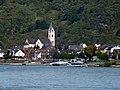 Kamp-Bornhofen – Wallfahrtskirche – erbaut um 1400 - panoramio.jpg
