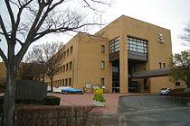 Kanagawa Ooi Town Hall 20110115.JPG