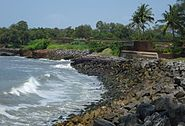 Kannur-Fort-and-Arabian-Sea