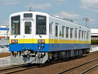Jōsō Line - Image: Kantetsu 5010wiki