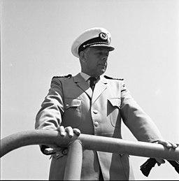 Kapitän zur See Johan Krohg (Kiel 33.300)