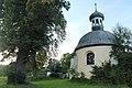 Kaple Navštívení Panny Marie, Hoření Starý Dub (3).JPG