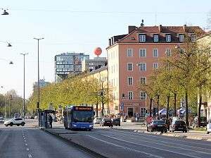 Ramersdorf-Perlach - Karl-Preis-Platz in Ramersdorf