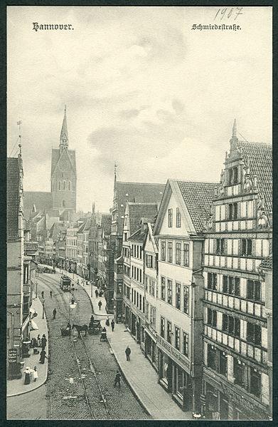 File:Karl F. Wunder PC 1001 Hannover. Schmiedestraße. Bildseite.jpg