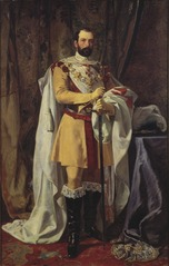 Karl XV, 1826-1872, kung