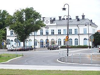 Karlskrona - Karlskrona Central Station