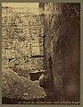 Karnak. Bas-relief dans la 2e courà droite du temple de Ramesses III - Bonfils. LCCN2004666807.jpg