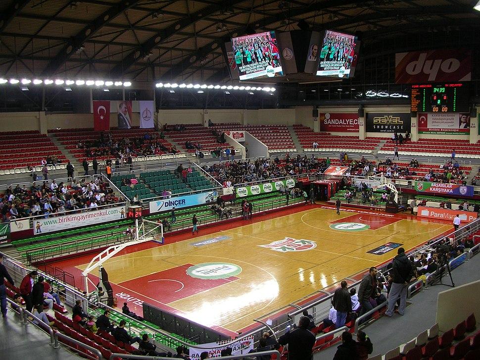 Karsiyaka-arena
