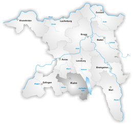 District Kulm