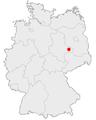 Karte Wittenberg in Deutschland grau.png