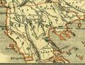 Karte aus dem Buch Römische Provinzen von Theodor Mommsen 1921 16i.png