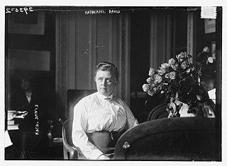 Katharine Bement Davis American criminologist and social reformer