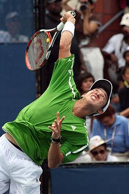 Kei Nishikori 2008 US Open