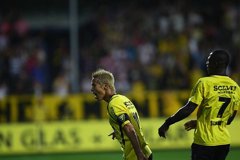 ファイル:Keisuke Honda Eredivisie 3.jpg