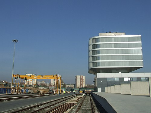Kelenföld járműtelep, Budapest metro4.JPG
