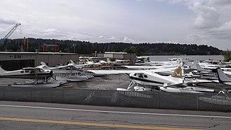 Kenmore Air Harbor - Image: Kenmore Air Harbor Flickr brewbooks