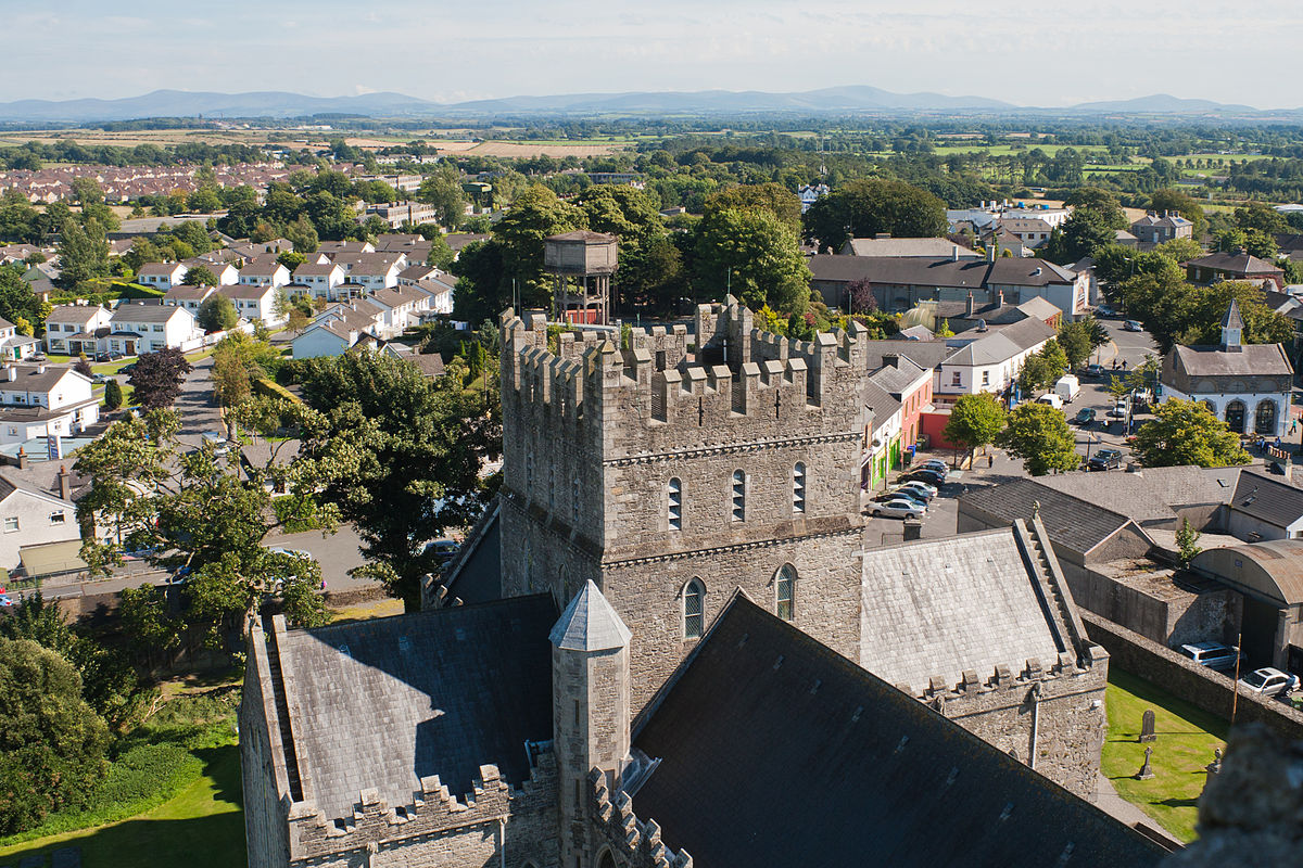 Visit Kildare Town in Irelands Ancient East - places to go