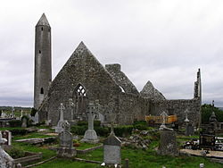 Kilmacduagh Cathedral