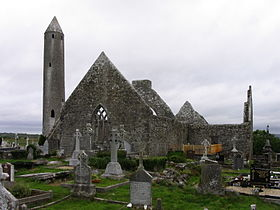 Image illustrative de l'article Monastère de Kilmacduagh