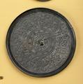 Kinesisk bronsspegel - Hallwylska museet - 98744.tif