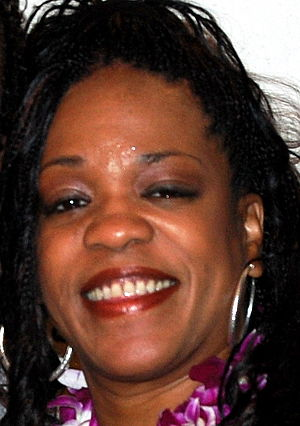 "Evelyn ""Champagne"" King - King in Honolulu, 2008."