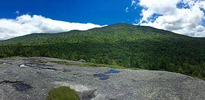 Kinsman Range - Image: Kinsman from Bald Peak