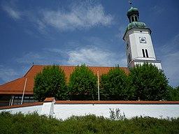 Kirche Sankt Martin Wettstetten