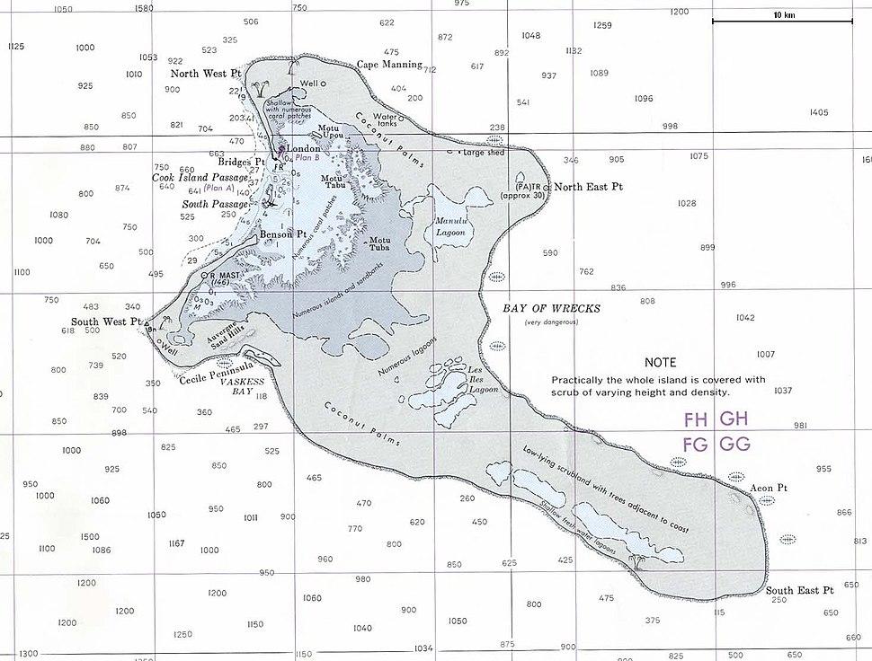 Kiritimati island 77