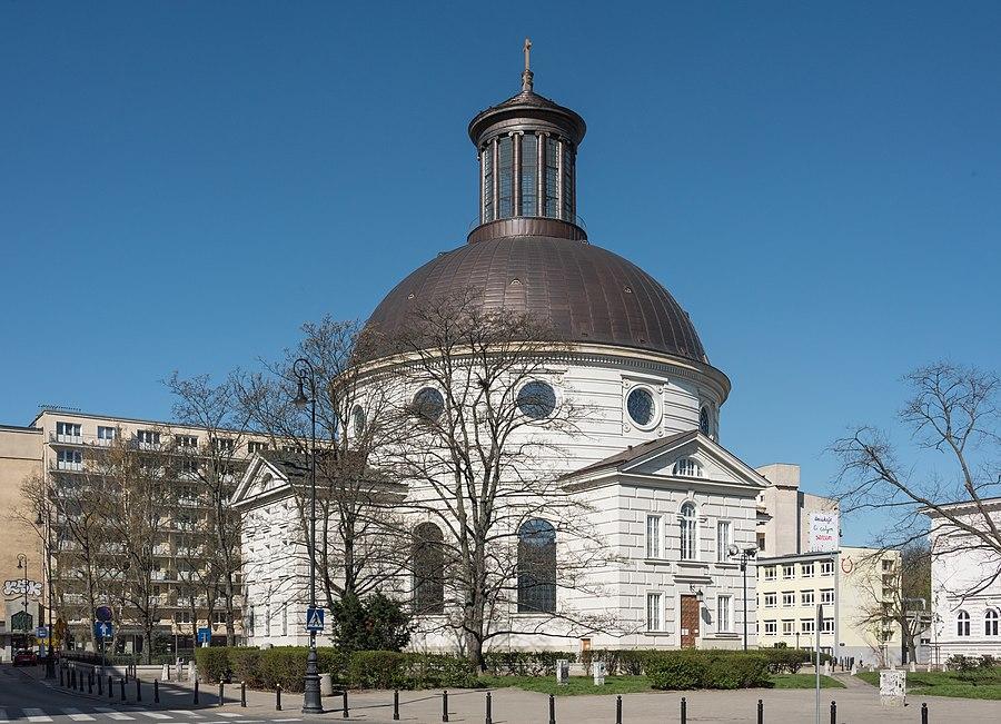 Holy Trinity Church, Warsaw