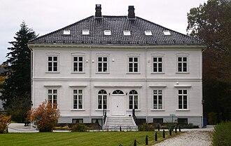 Laksevåg - Image: Kommandantboligen Gravdal
