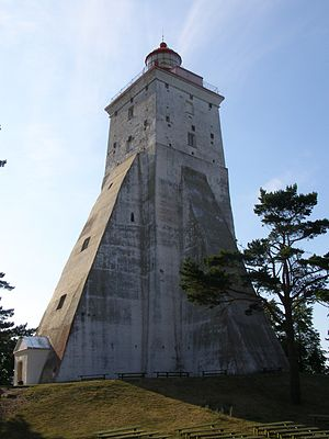 Kõpu Lighthouse - Kõpu Lighthouse in 2006