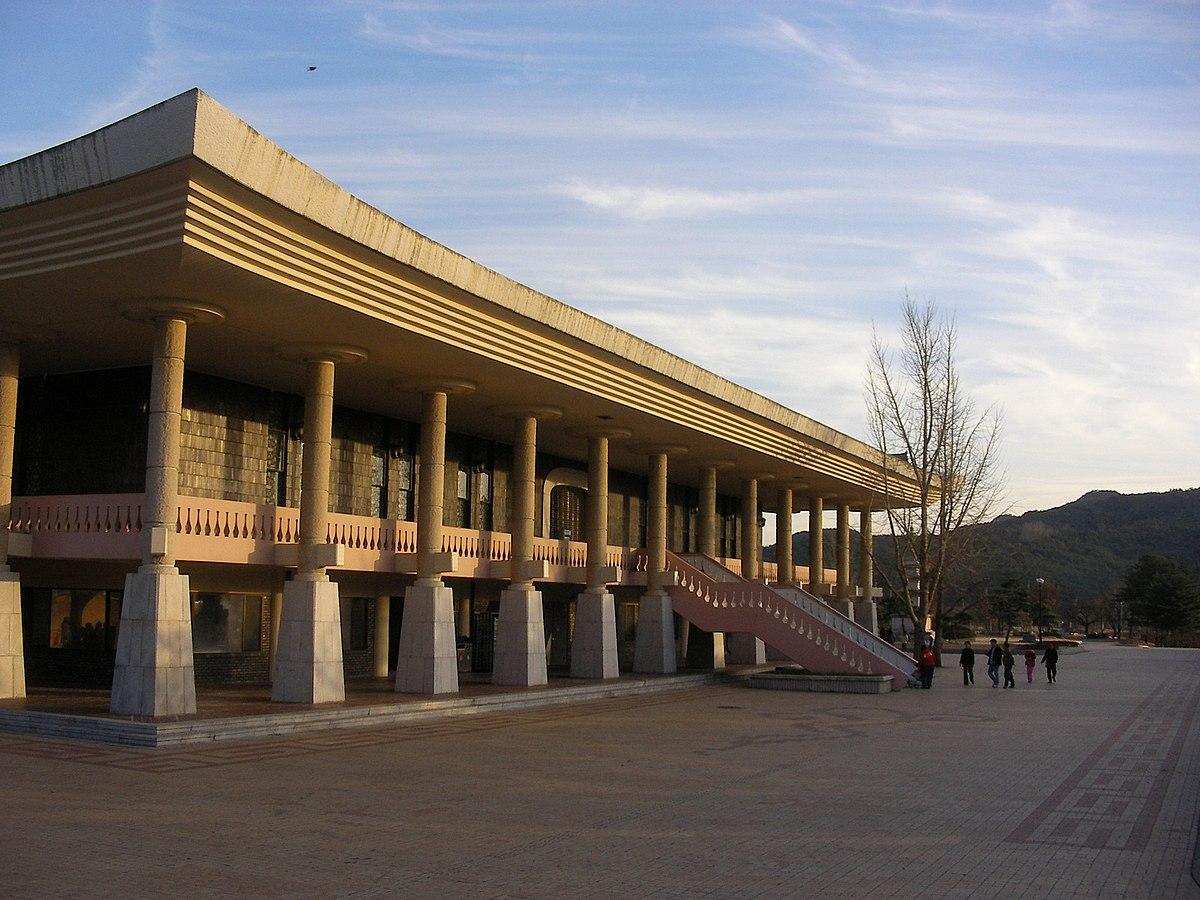 ผลการค้นหารูปภาพสำหรับ Gyeongju National Museum