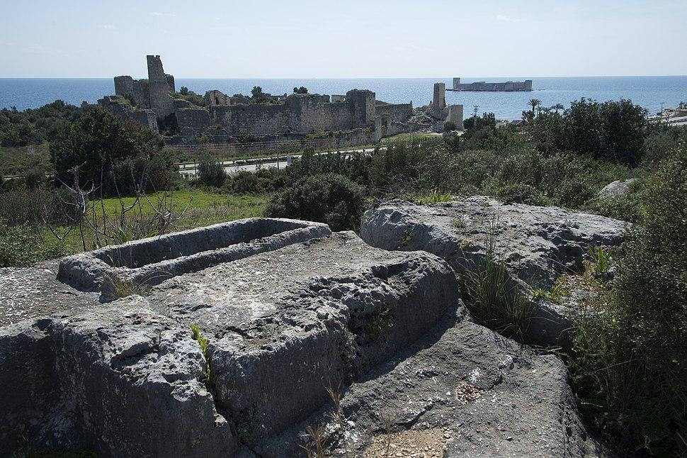 Korykon Necropoli and churches 6997