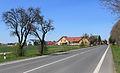 Kovanice, Chvalovice, east view.jpg