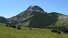 伊布斯阿尔卑斯山脉