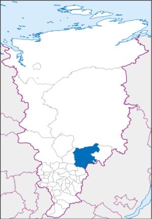 Boguchansky District