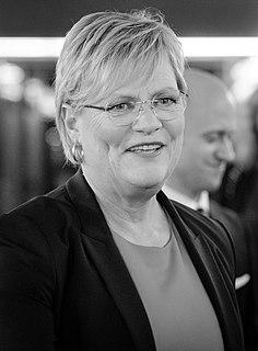 Kristin Halvorsen Norwegian politician