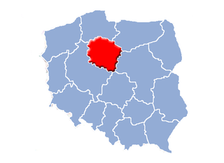 IV liga Cuyavia-Pomerania part of the Polish IV liga football division