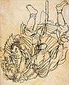 Kuniyoshi Utagawa, Two opponents in aunderwater fight.jpg