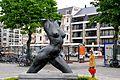 Kunst Koning Leopold III plein Blankenberge (7461280946).jpg