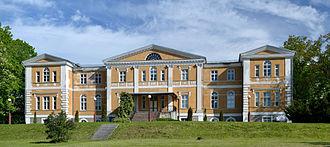 Jõgeva County - Image: Kuremaa mõisa peahoone