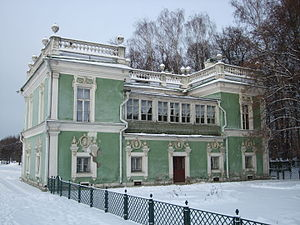1755 in Russia - Kuskovo ItalianCottage reverse 2012