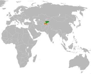 Kyrgyzstan–Tajikistan relations Diplomatic relations between the Kyrgyz Republic and the Republic of Tajikistan