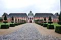 L'entrée du Château du Champ de Bataille.JPG